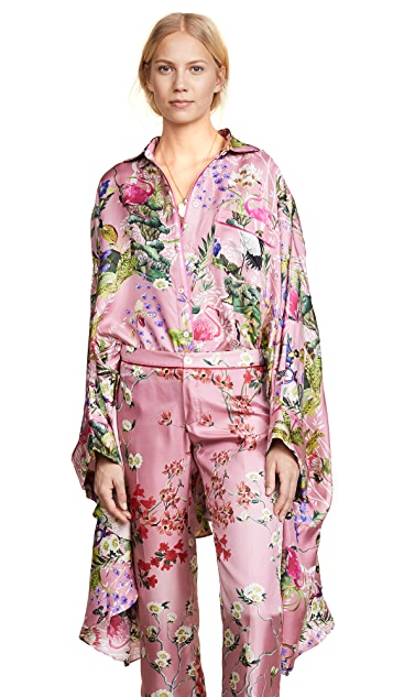 F.R.S For Restless Sleepers Poine Pajama Top