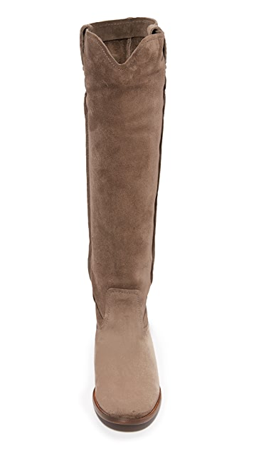 Frye Cara Tall Boots