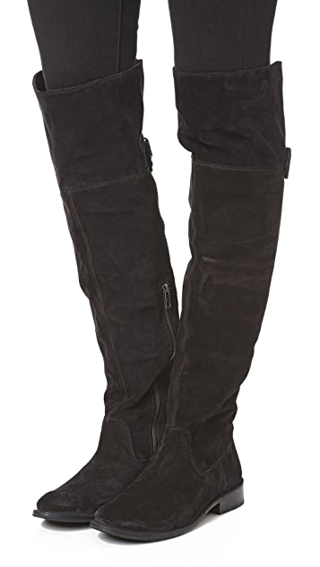 Frye Shirley Over the Knee Boots