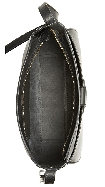Frye Casey Large Saddle Bag