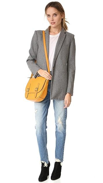 Frye Claude Saddle Bag