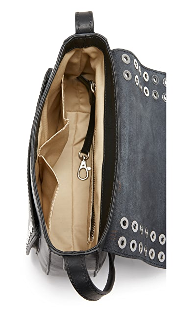 Frye Cassidy Saddle Shoulder Bag