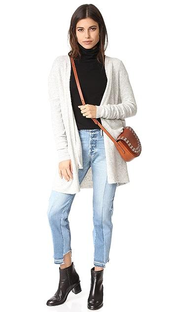 Frye Cassidy Saddle Bag