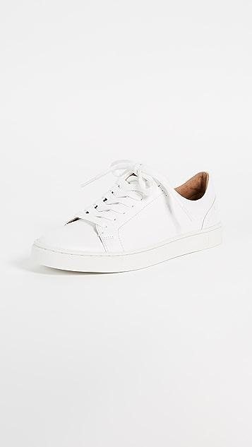 Frye Ivy Low 蕾丝运动鞋