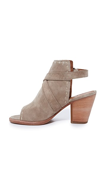 Frye Dani Shield Open Toe Sandals