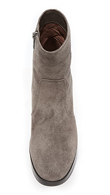 Frye Joan Campus Booties