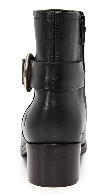 Frye Kristen Harness Short Booties
