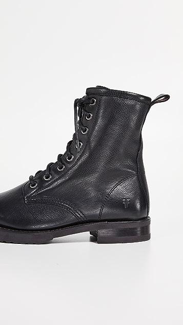 Frye Veronica 军旅靴