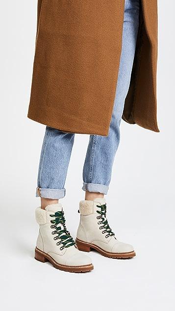 Frye Походные ботинки Samantha
