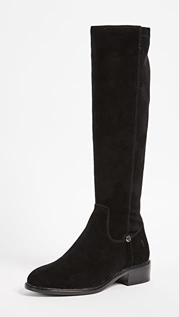 Frye Taylor Stretch Tall Boots