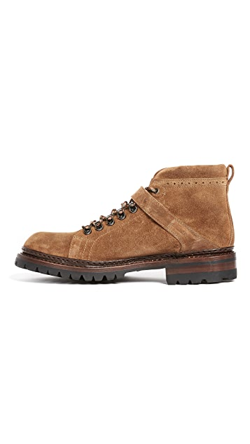 Frye George Hiker Boots