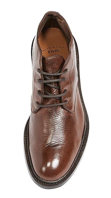 Frye Greyson Chukka Boots