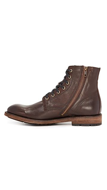 Frye Bowery Lace Up Boots