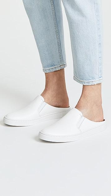 Frye Ivy Mule Sneakers