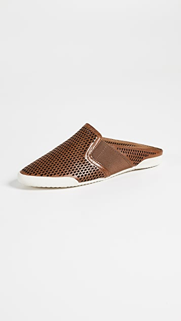 Frye Melanie Perforated Mules