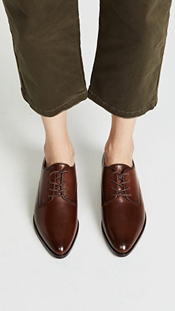 Frye Erica Oxfords