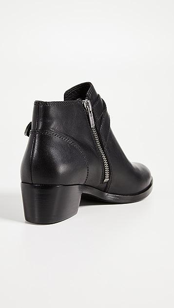 Frye Ray Western Shootie Boots