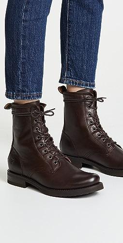 Frye - Veronica 军旅靴