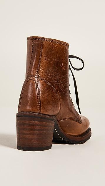 Frye Ботинки Sabrina 6G