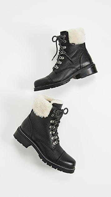 Samantha Hiker Boots by Frye