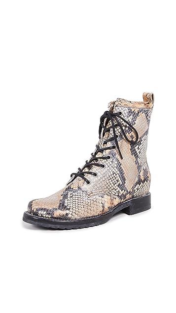Frye Армейские ботинки Veronica