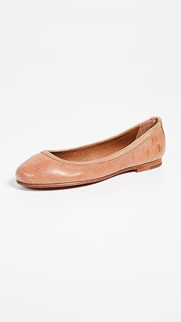 Frye Carson Ballet Flats