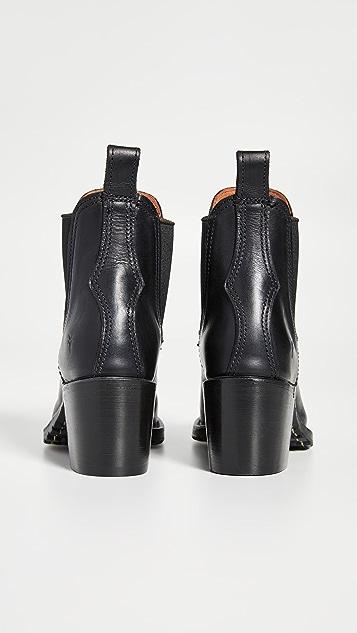 Frye Sabrina 切尔西短靴