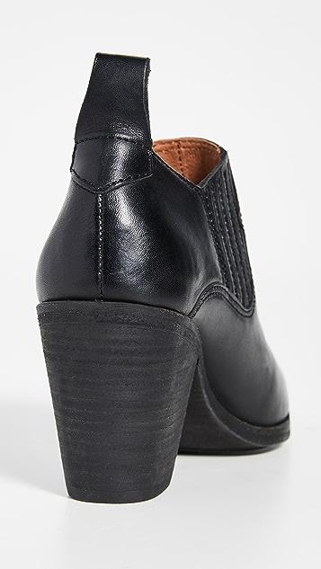 Frye Faye Shootie Boots
