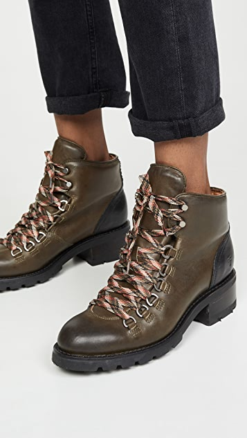 Frye Туристические ботинки Alta