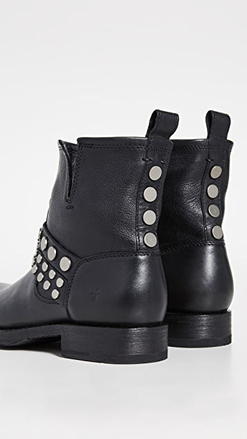 Frye Veronica Stud Booties