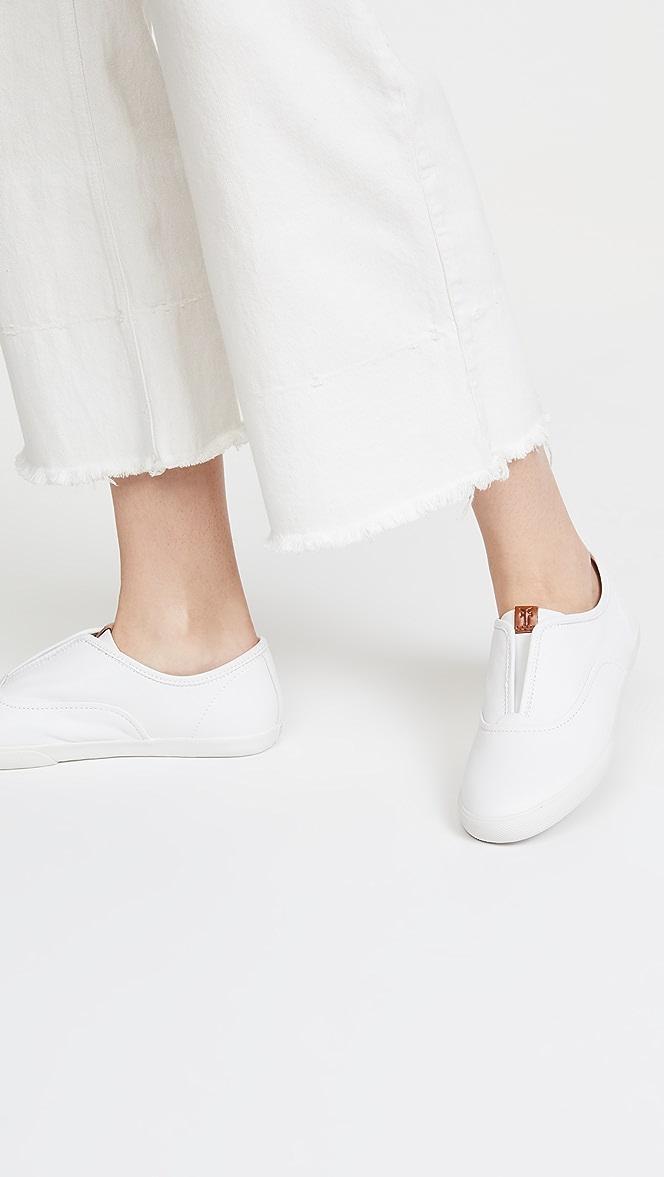Frye Maya CVO Slip On Sneakers
