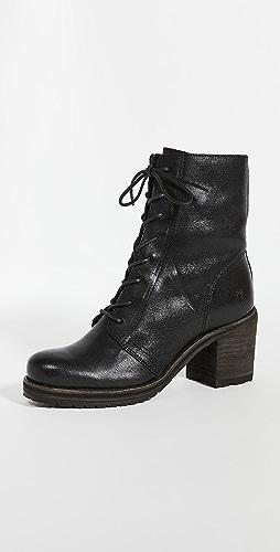 Frye - Karen 军装靴