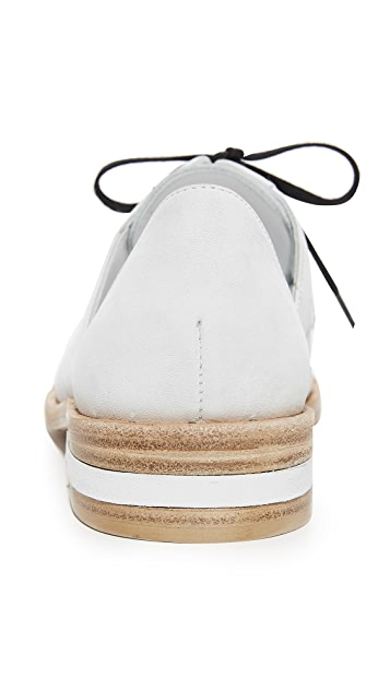 Freda Salvador Туфли на шнурках Wit d'Orsay