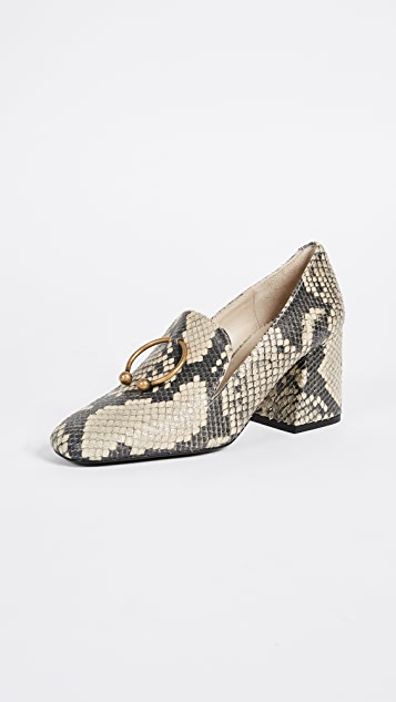 Freda Salvador Lift Loafer Pumps