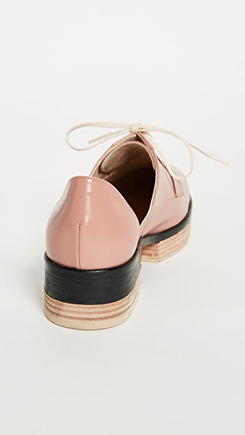 Freda Salvador The Will D'orsay Platform Loafers