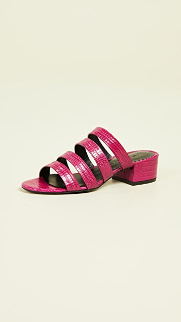 Freda Salvador Irene Strappy Sandals