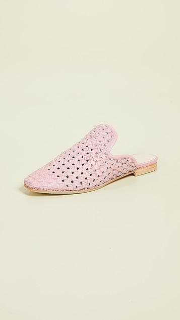 Freda Salvador Murphey 梭织穆勒鞋