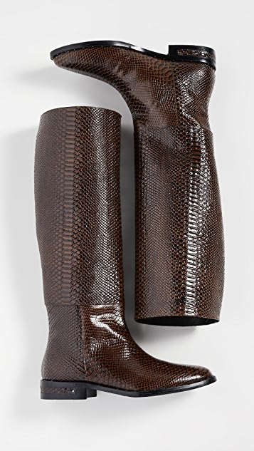 Freda Salvador Peak Tall Boots