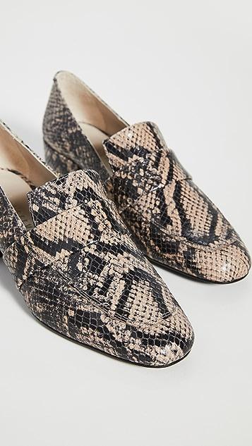 Freda Salvador Rock 高跟乐福鞋