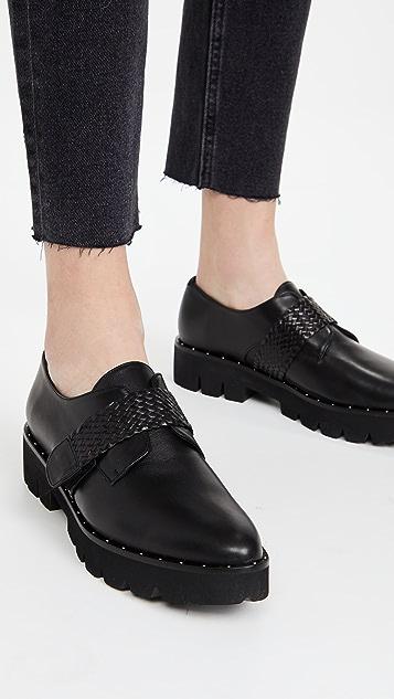 Freda Salvador Zaya Lug Sole Loafers