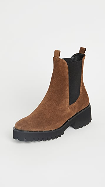 Freda Salvador Brooke Waterproof Lug Sole Boots