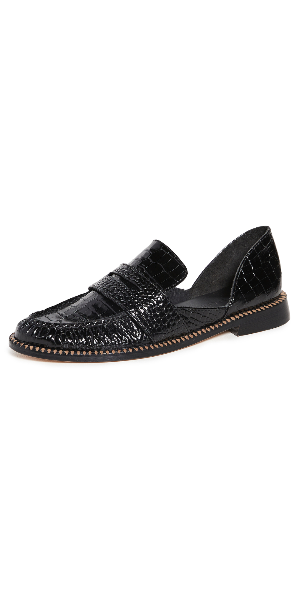 Tash D'orsay Loafers
