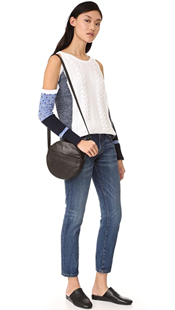 Fred and Sibel Off Shoulder Sweater