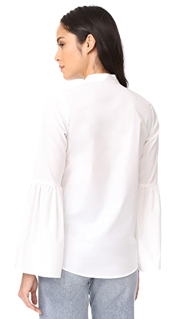 Fred and Sibel Puff Sleeve Shirt