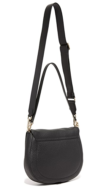Furla Club Small Saddle Bag