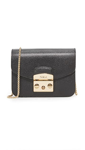 8b415f6489a8 Furla Metropolis Mini Cross Body Bag ...