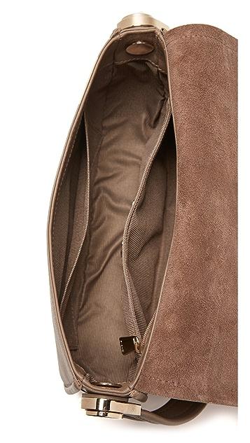 Furla Luna Small Saddle Bag