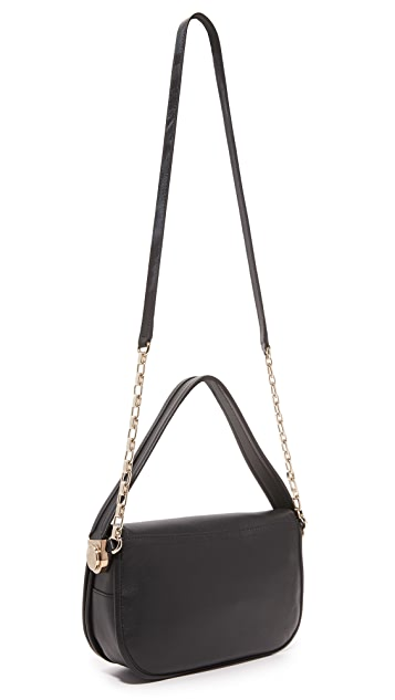 Furla Luna Small Saddle Bag