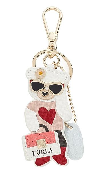 Furla Lady Blogger Key Ring