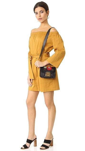 Furla Metropolis Mini Shoulder Bag